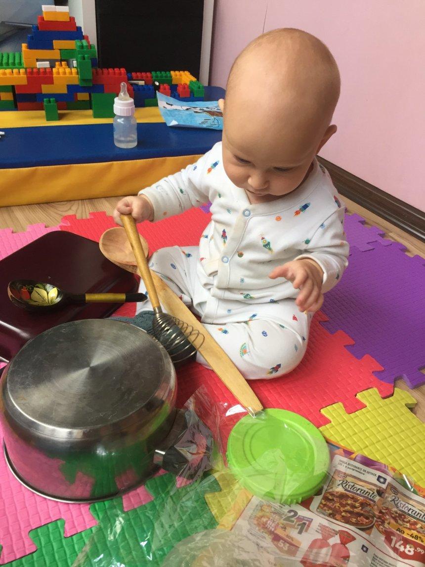 Отчёт по занятию Набор игрушек в Wachanga!