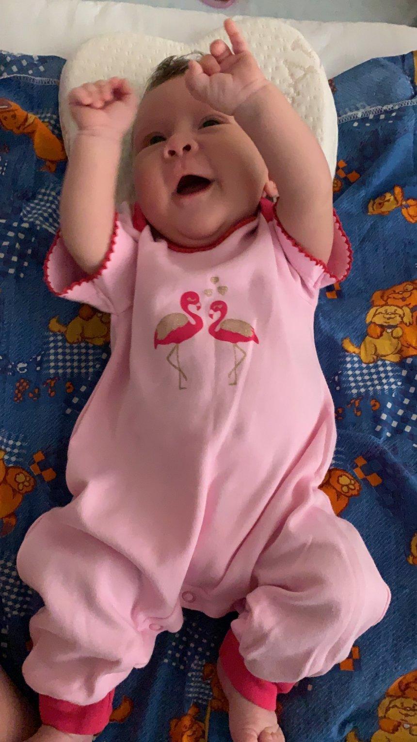 Отчёт по занятию Как играть с ребенком в 1 месяц в Wachanga!