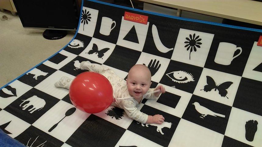 Отчёт по занятию Поиграйте с воздушным шариком в Wachanga!