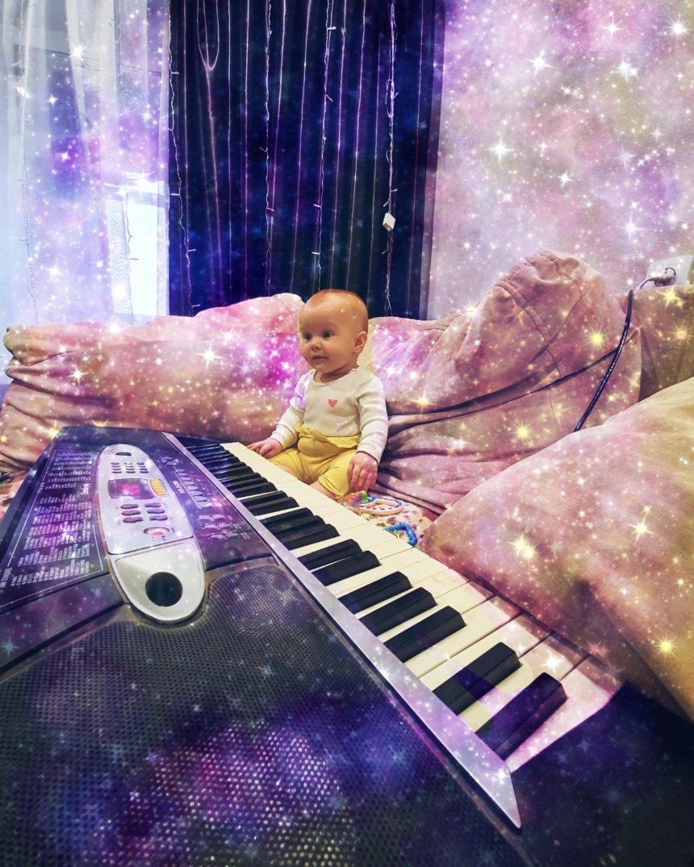 Отчёт по занятию Музыкальная классика для крохи: топ-10 произведений в Wachanga!