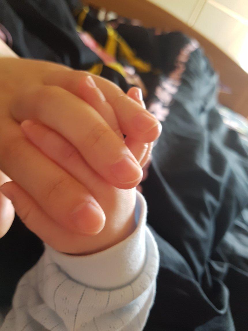Отчёт по занятию Массаж ладошек и пальчиков в Wachanga!