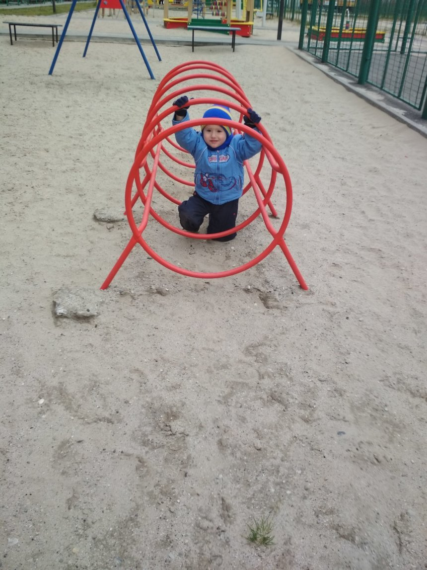 Отчёт по занятию Детство в постоянном движении в Wachanga!