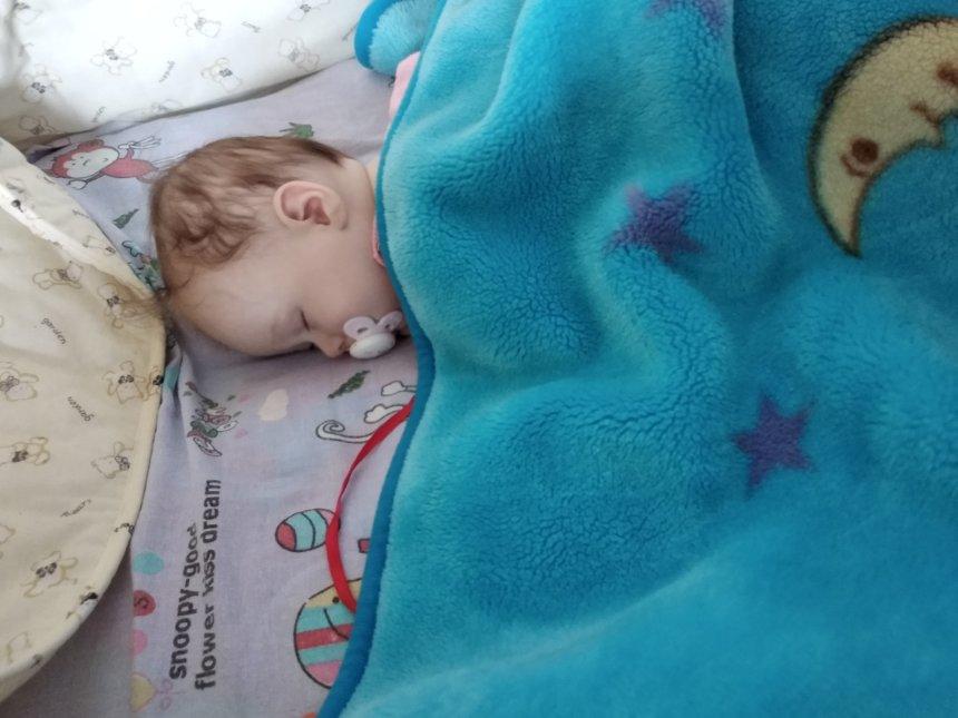 Отчёт по занятию Когда ребёнок боится спать один в Wachanga!