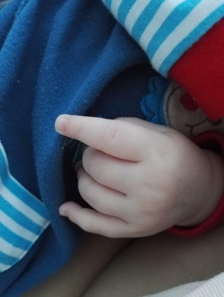 Отчёт по занятию Массаж пальчиков с потешками в Wachanga!