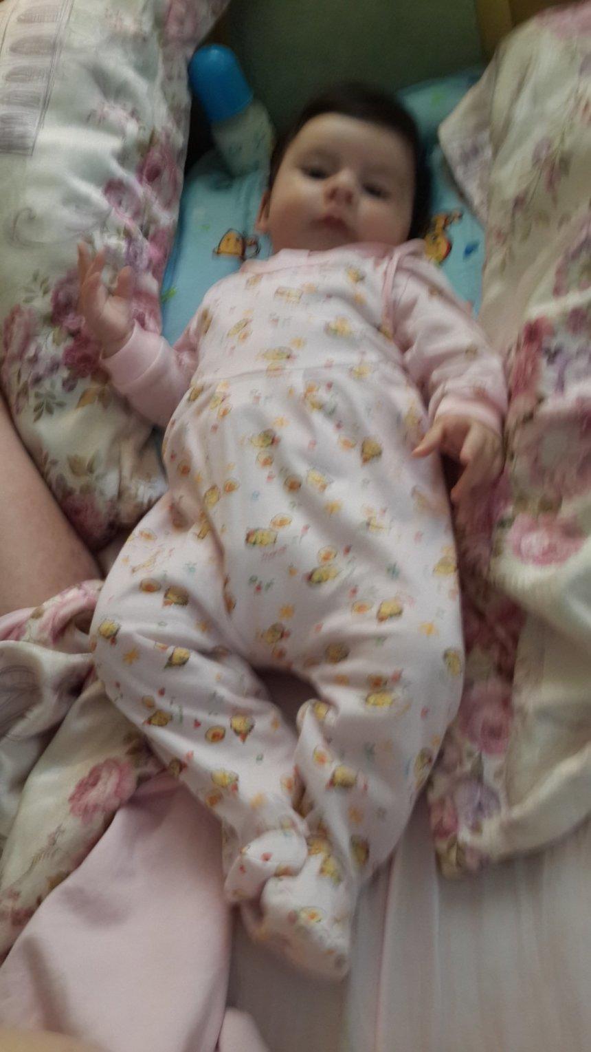 Отчёт по занятию Массаж и гимнастика для малышей в 3-4 месяца в Wachanga!
