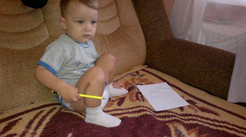Отчёт по занятию Игры с карандашом в Wachanga!