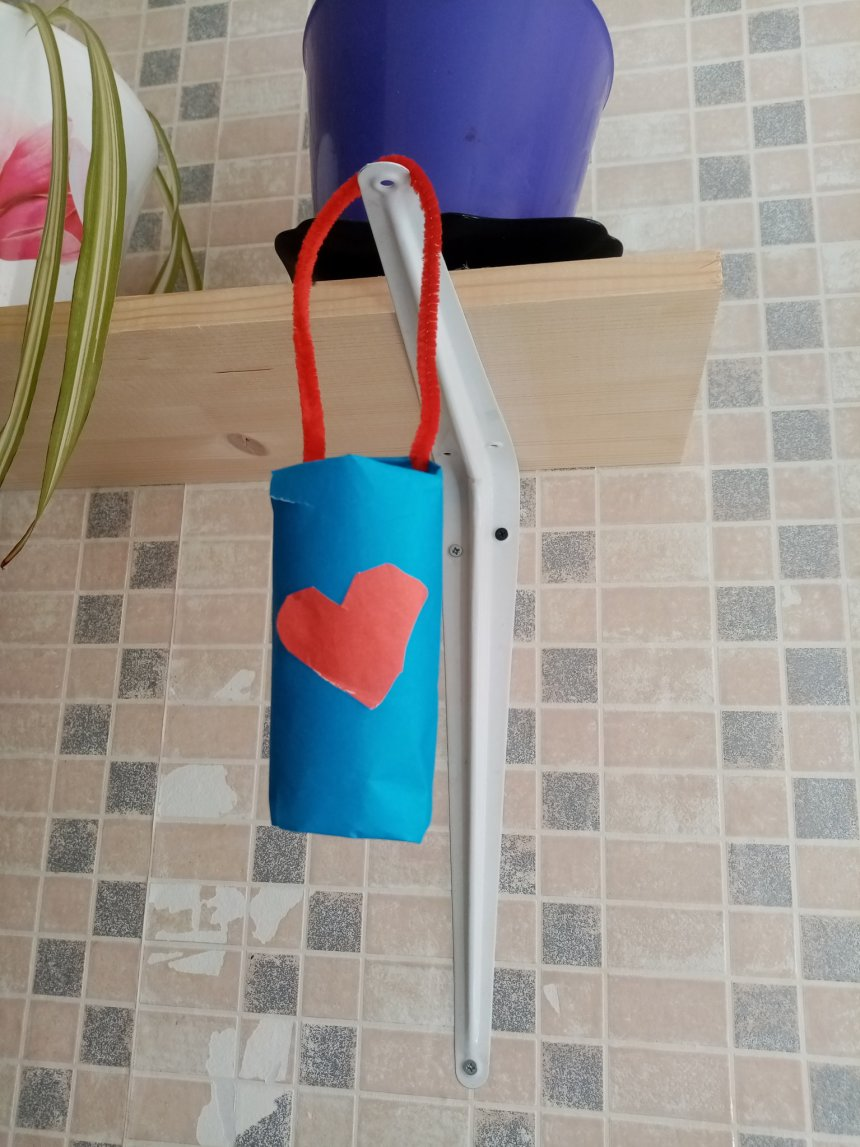 Отчёт по занятию Сделайте с ребёнком пасхальные корзиночки в Wachanga!
