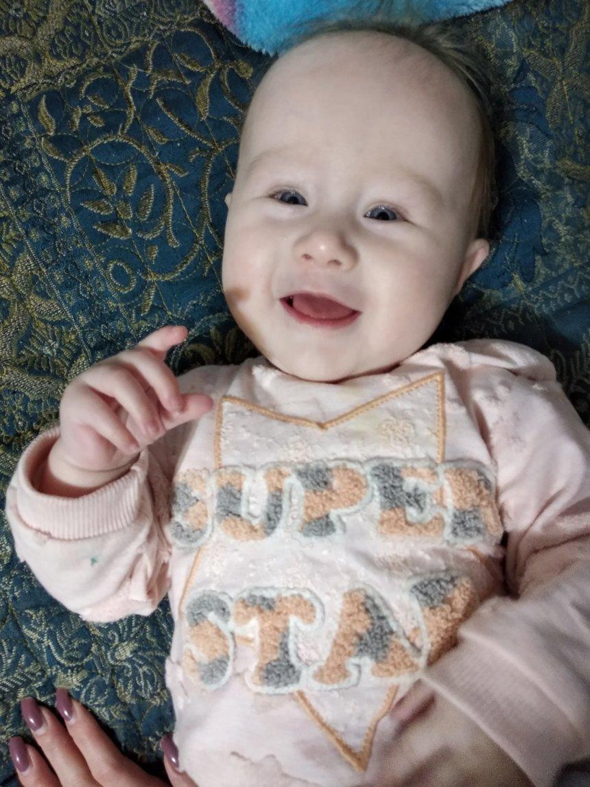 Отчёт по занятию Физиология ребенка в 6 месяцев в Wachanga!