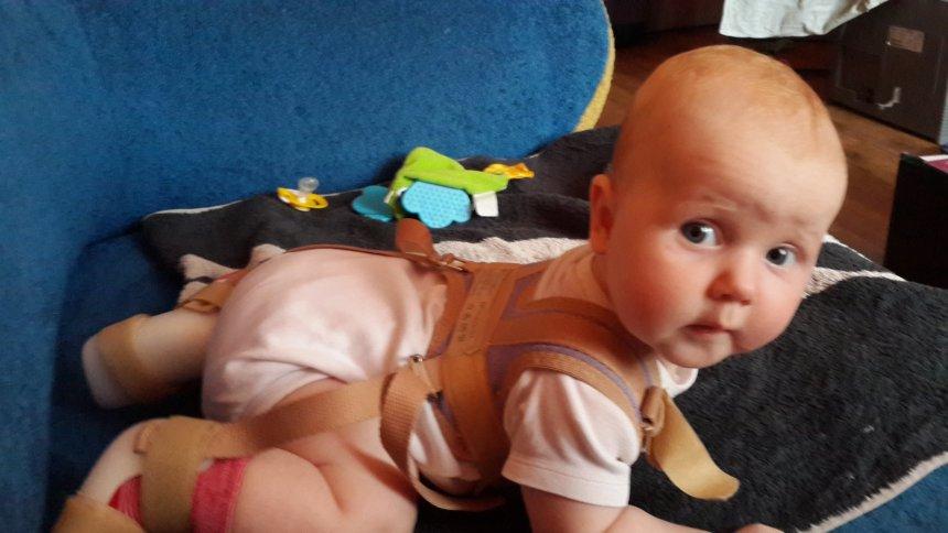 Отчёт по занятию Помогите ребенку научиться переворачиваться со спинки на животик в Wachanga!