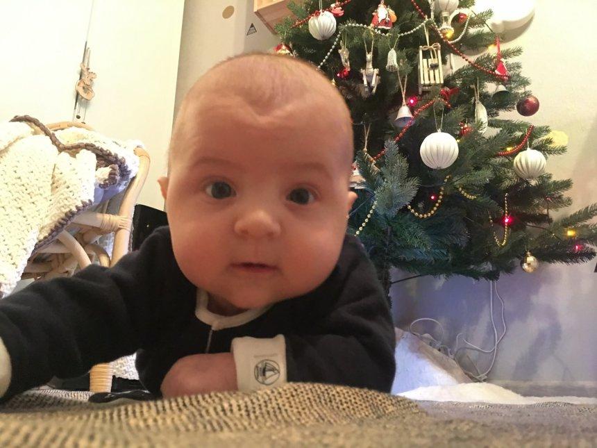 Отчёт по занятию Что может ребёнок в два месяца в Wachanga!