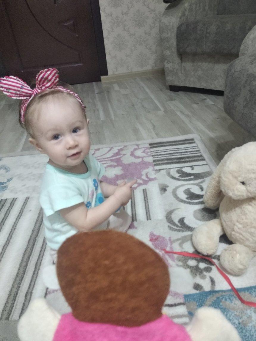 Отчёт по занятию Покормите куклу в Wachanga!