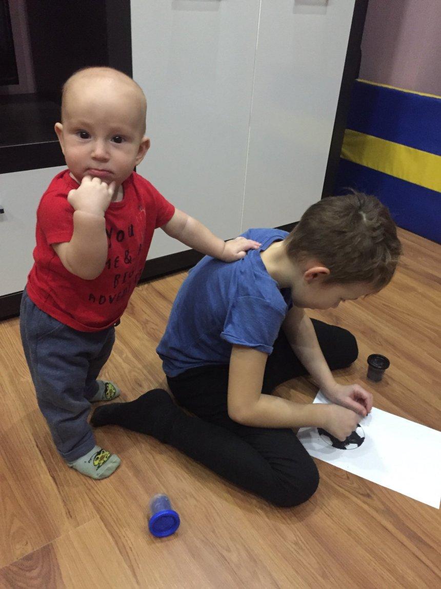 Отчёт по занятию Главная задача родителей в 9 месяцев в Wachanga!