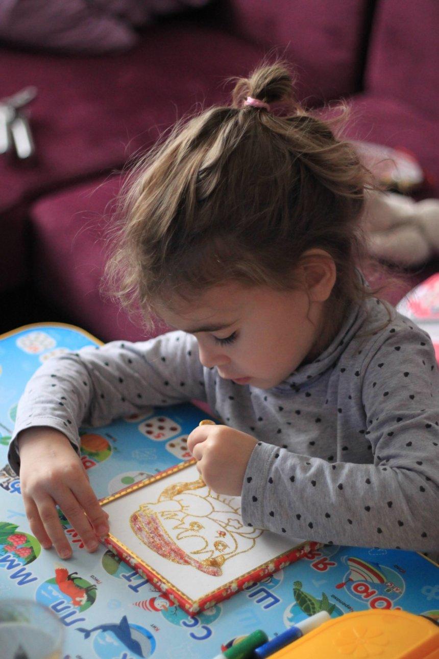 Отчёт по занятию Что должен уметь ребёнок в 4 года в Wachanga!