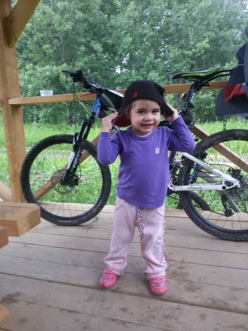 Отчёт по занятию Велосипедная прогулка для всей семьи в Wachanga!