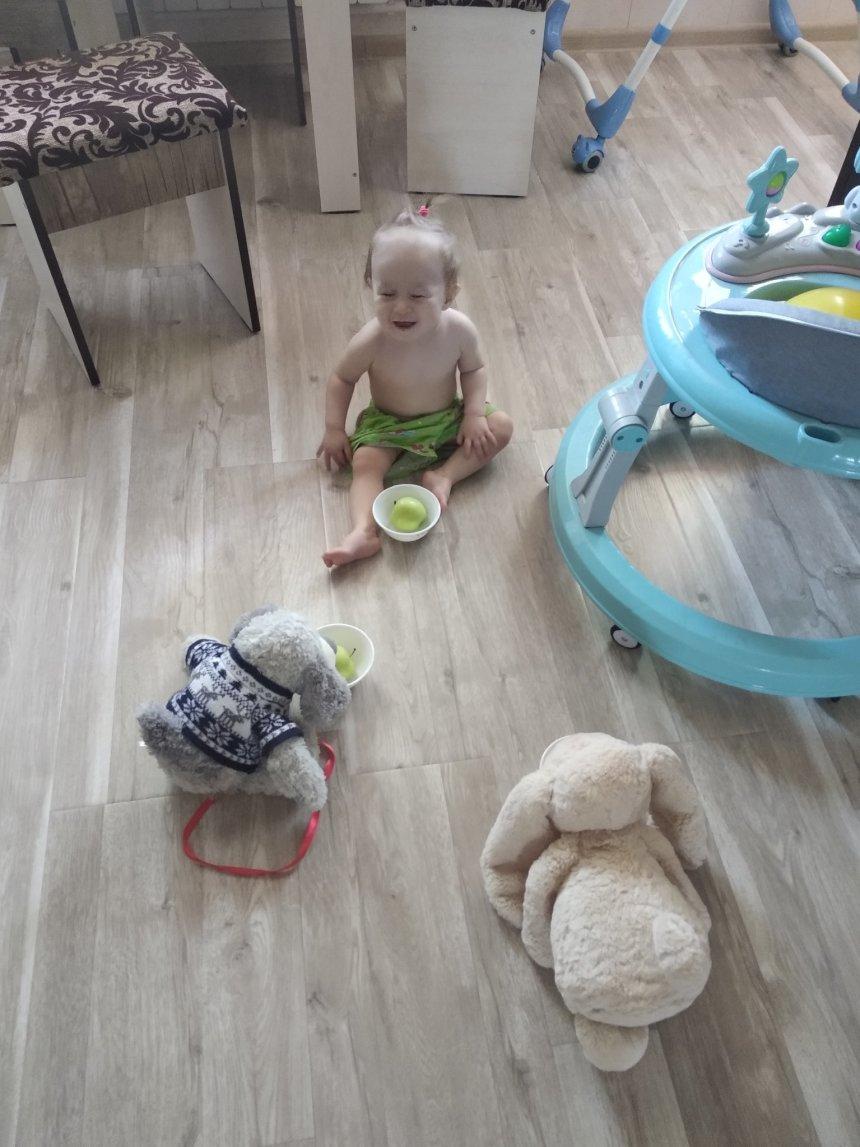 Отчёт по занятию Обед для кукол в Wachanga!