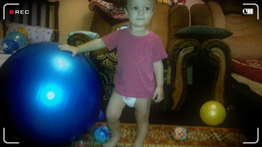 Отчёт по занятию Поиграйте с шариками в Wachanga!