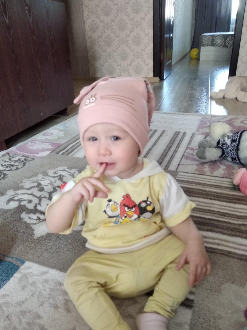 Отчёт по занятию Научите малыша надевать головные уборы  в Wachanga!