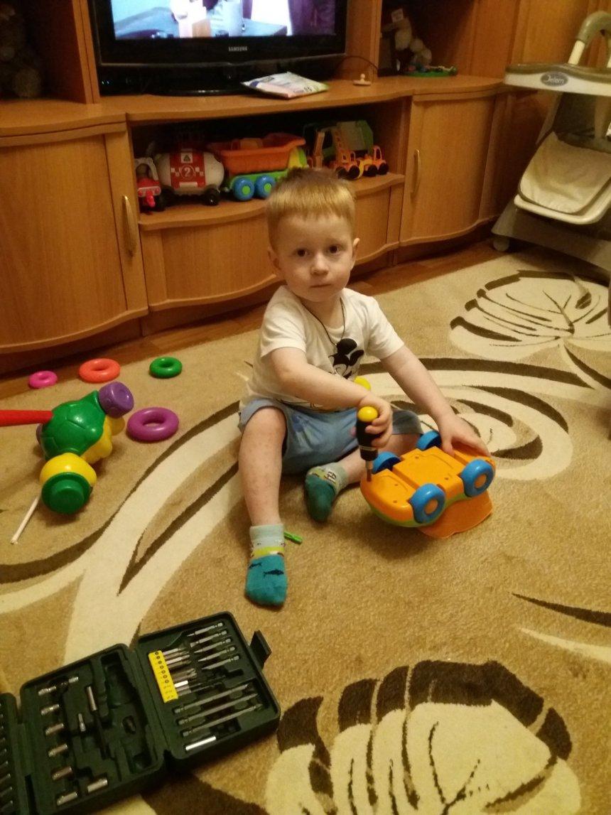 Отчёт по занятию Играем с машинками в Wachanga!