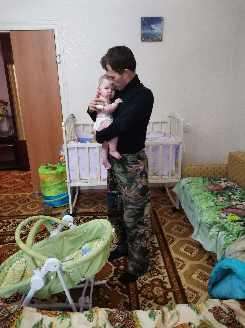 Отчёт по занятию Эмоционально-социальное развитие ребенка в 7 месяцев в Wachanga!