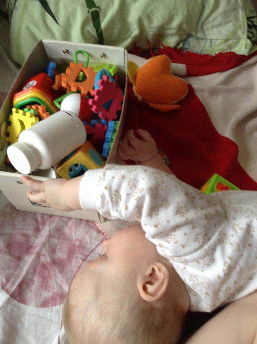 Отчёт по занятию Сделайте коробку для игрушек в Wachanga!