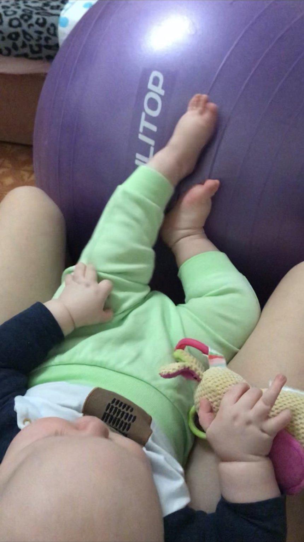 Отчёт по занятию Укрепляем ножки в Wachanga!