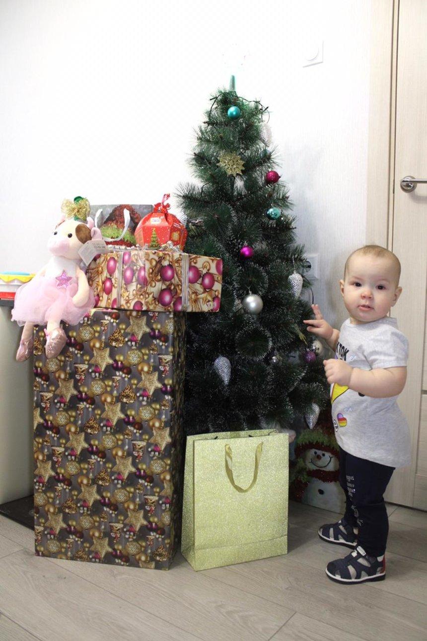 Отчёт по занятию Как упаковать подарки на Новый год в Wachanga!