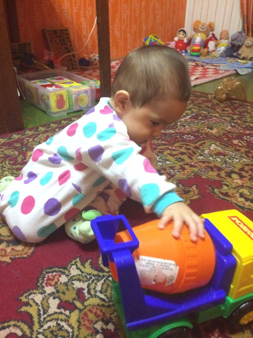 Отчёт по занятию Имена игрушек в Wachanga!