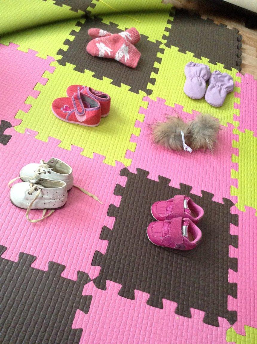Отчёт по занятию Сортировка одежды и обуви в Wachanga!