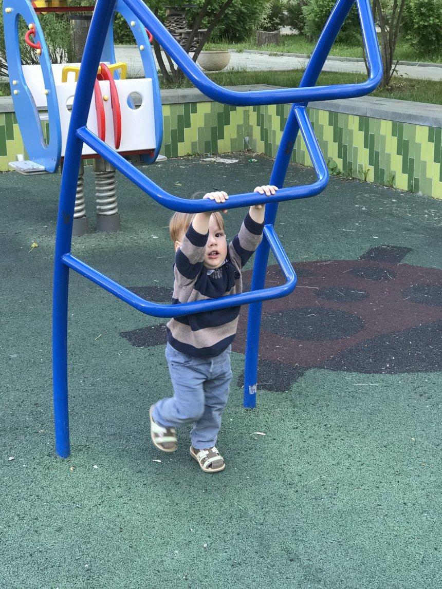 Отчёт по занятию Комплекс упражнений для малышей в 1,5-2 года в Wachanga!