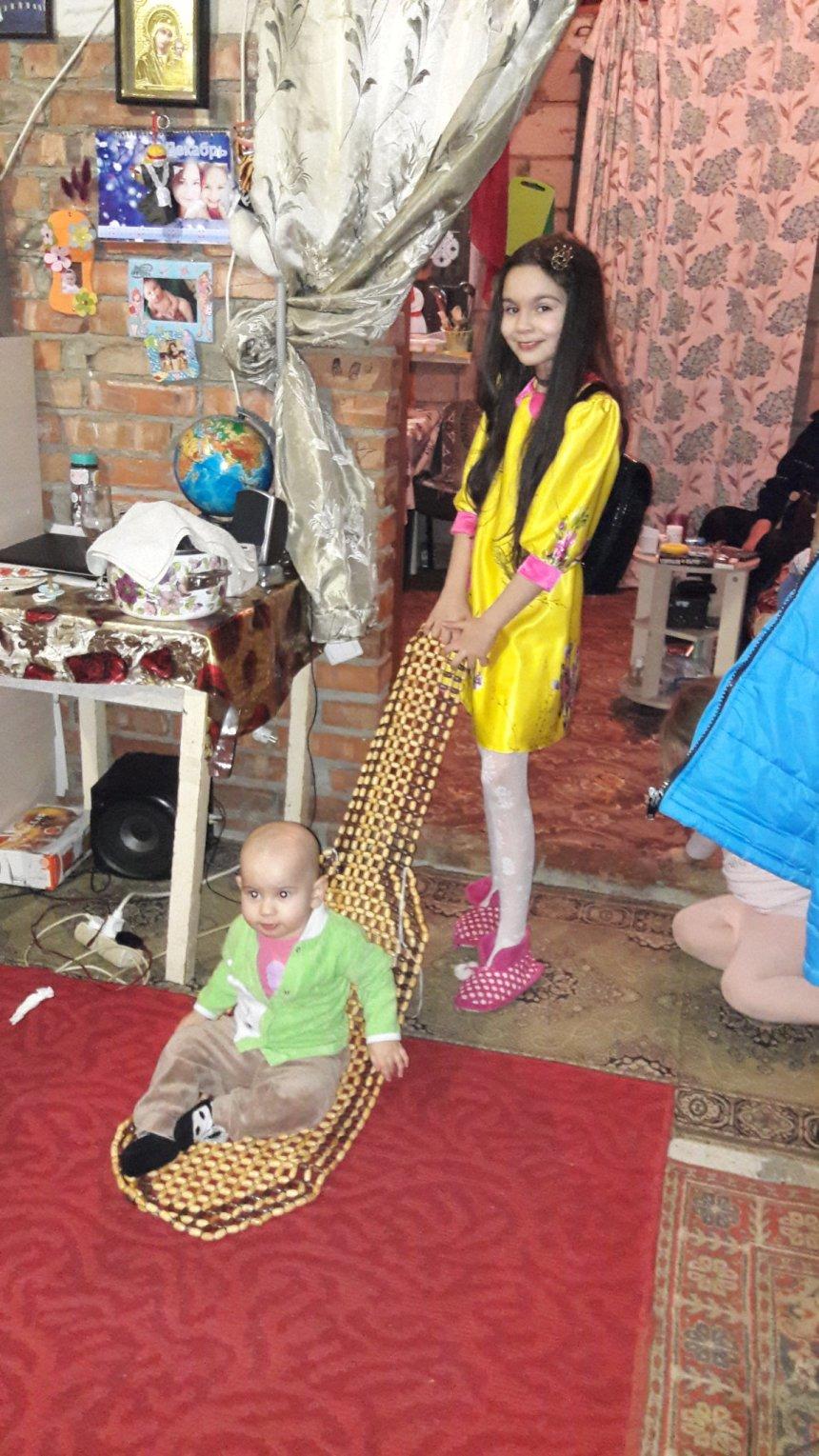 Отчёт по занятию Катание на коврике в Wachanga!