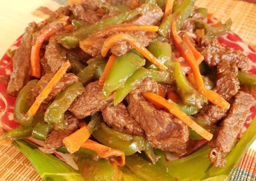 Отчёт по занятию Запеченная телятина с овощами в Wachanga!
