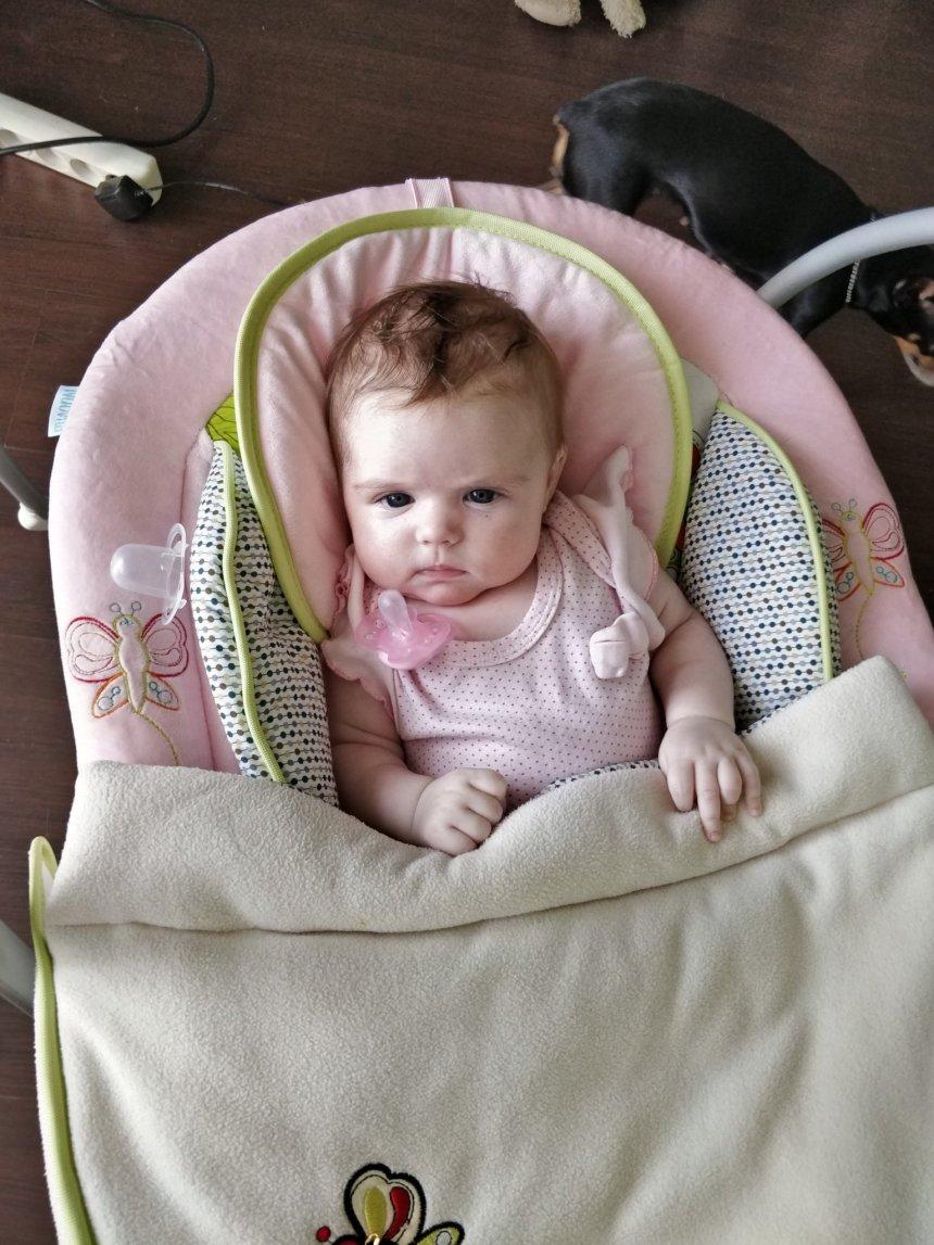 Отчёт по занятию Умения и навыки 2-месячного ребенка в Wachanga!