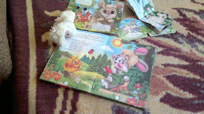Отчёт по занятию Карточки с животными в Wachanga!