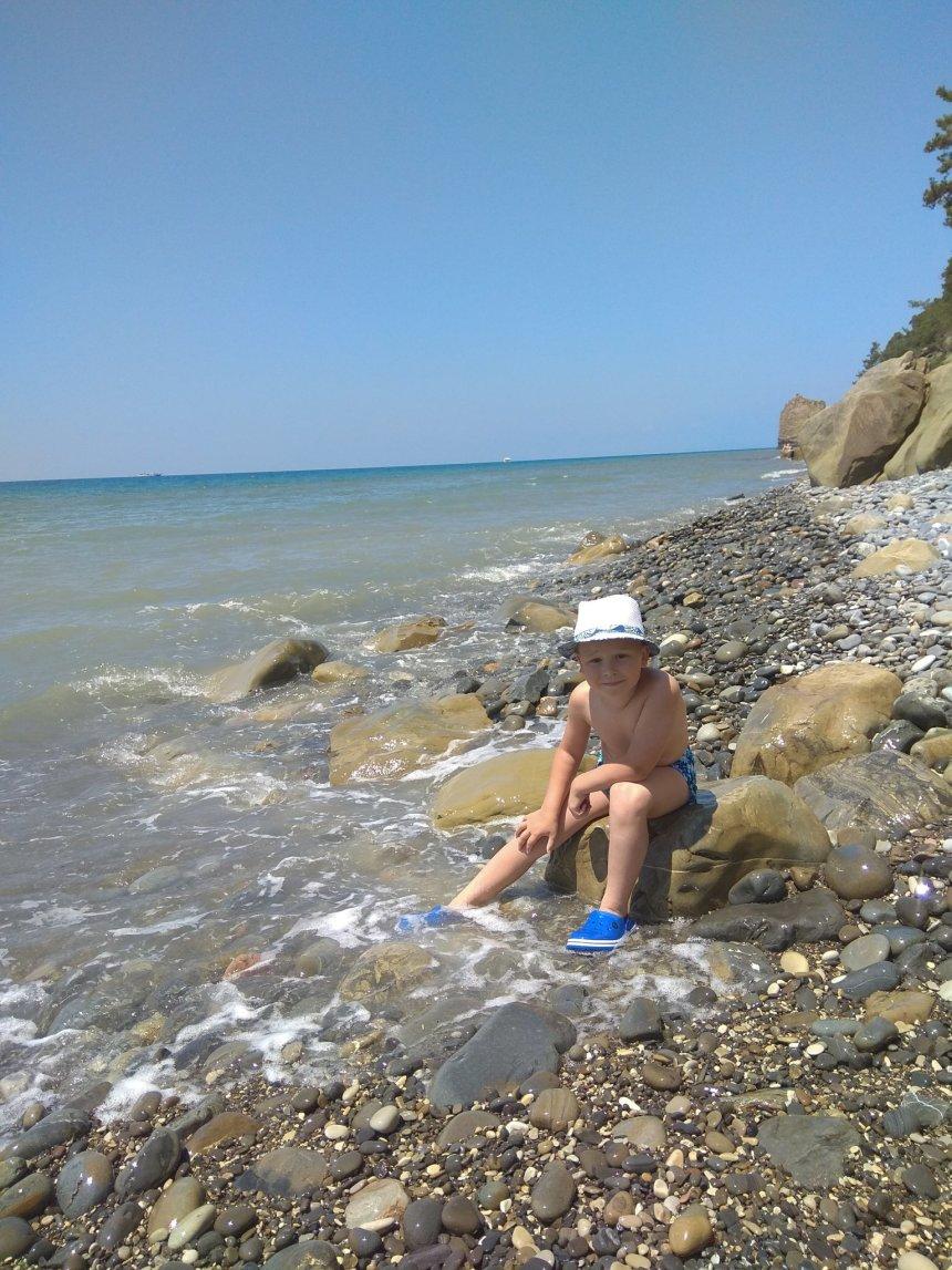 Отчёт по занятию Пройдитесь вместе с ребенком вдоль берега моря в Wachanga!