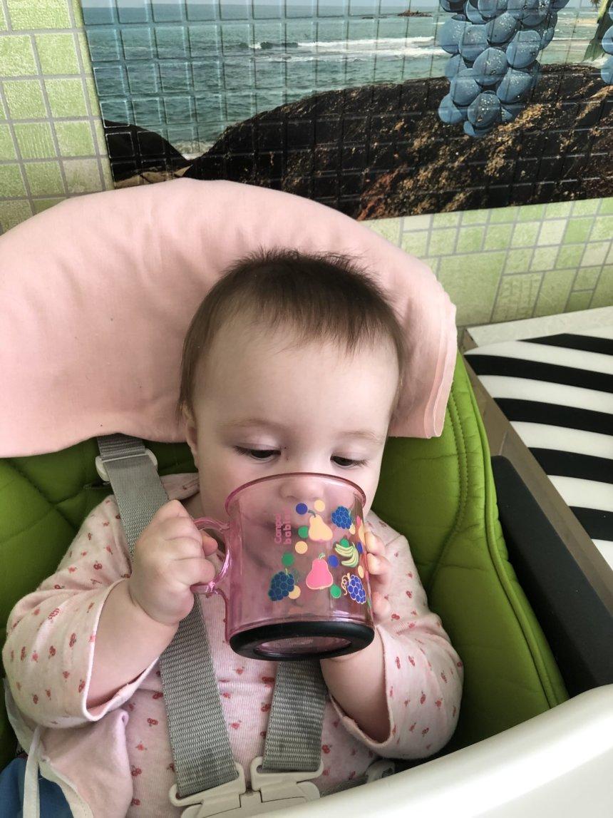 Отчёт по занятию Чему можно научить ребенка в 7 месяцев в Wachanga!