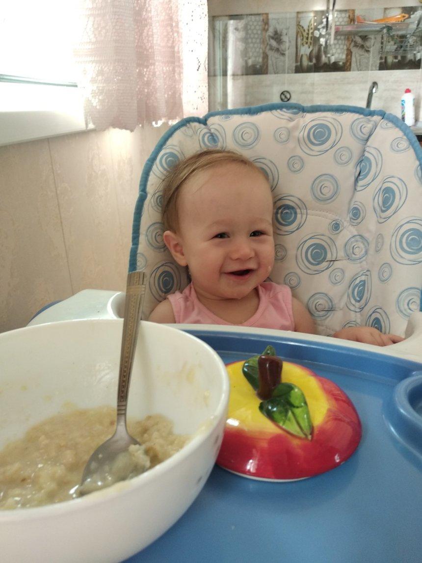 Отчёт по занятию Питание ребенка в 11 месяцев в Wachanga!