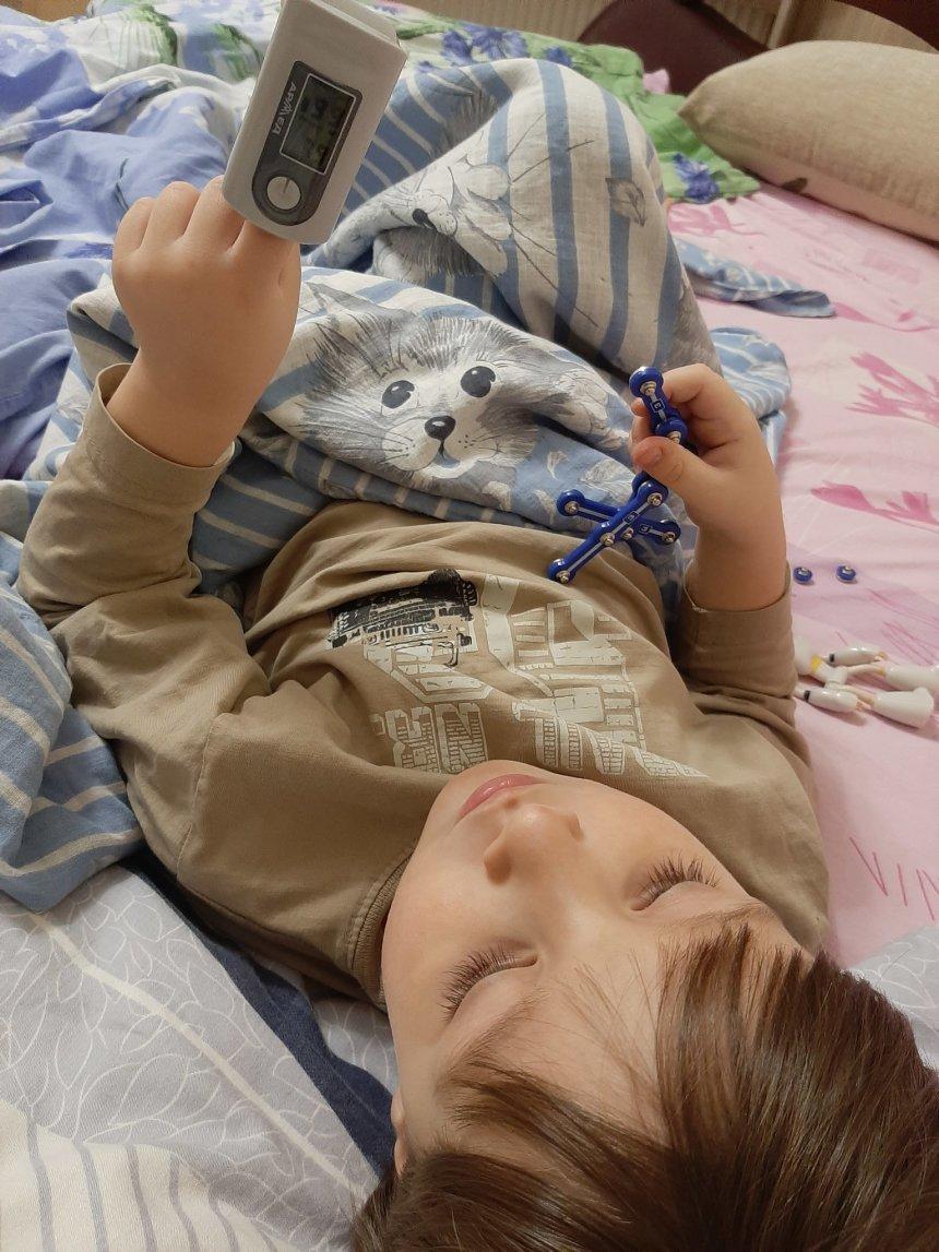 Отчёт по занятию Прочитайте ребенку сказку «Крошечка-Хаврошечка» в Wachanga!