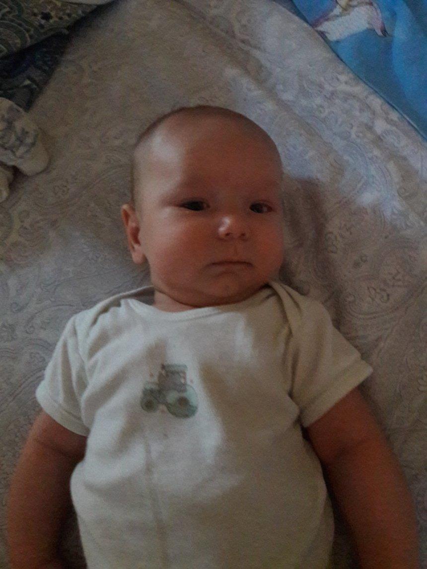 Отчёт по занятию Сфотографируйте малыша во время пробуждения  в Wachanga!
