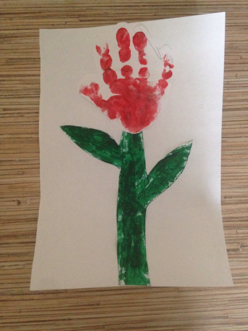 Отчёт по занятию Цветочек в Wachanga!
