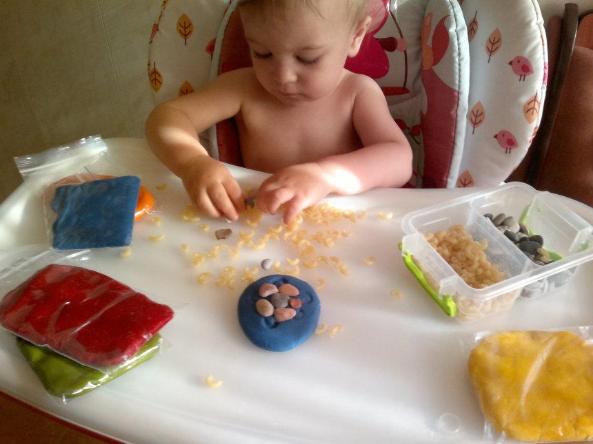 Отчёт по занятию Играем с пластилином в Wachanga!