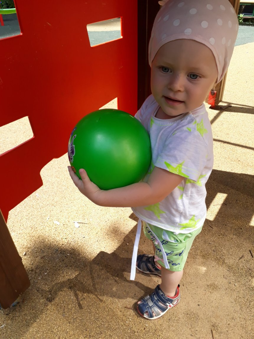 Отчёт по занятию Пора играть в футбол! в Wachanga!
