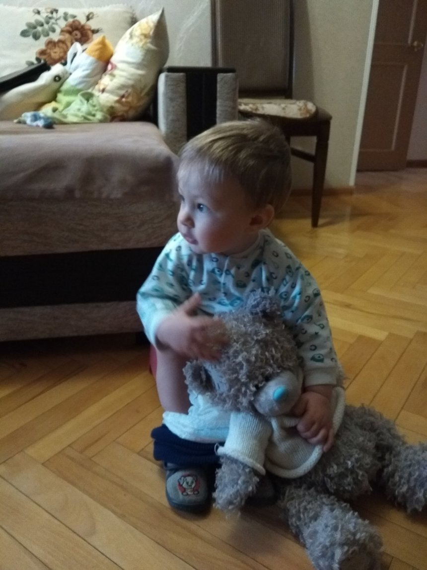 Отчёт по занятию Сюжетные игры с куклами в Wachanga!