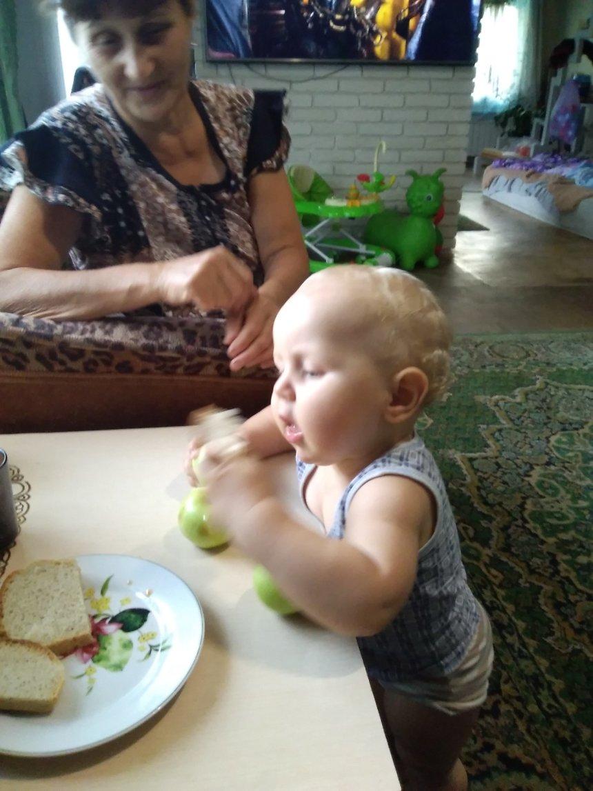 Отчёт по занятию Психология ребенка в 11 месяцев в Wachanga!