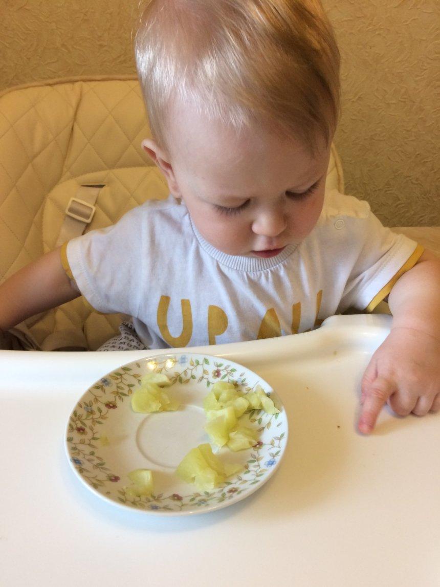 Отчёт по занятию Отменный аппетит: лайфхак по кормлению крохи в Wachanga!