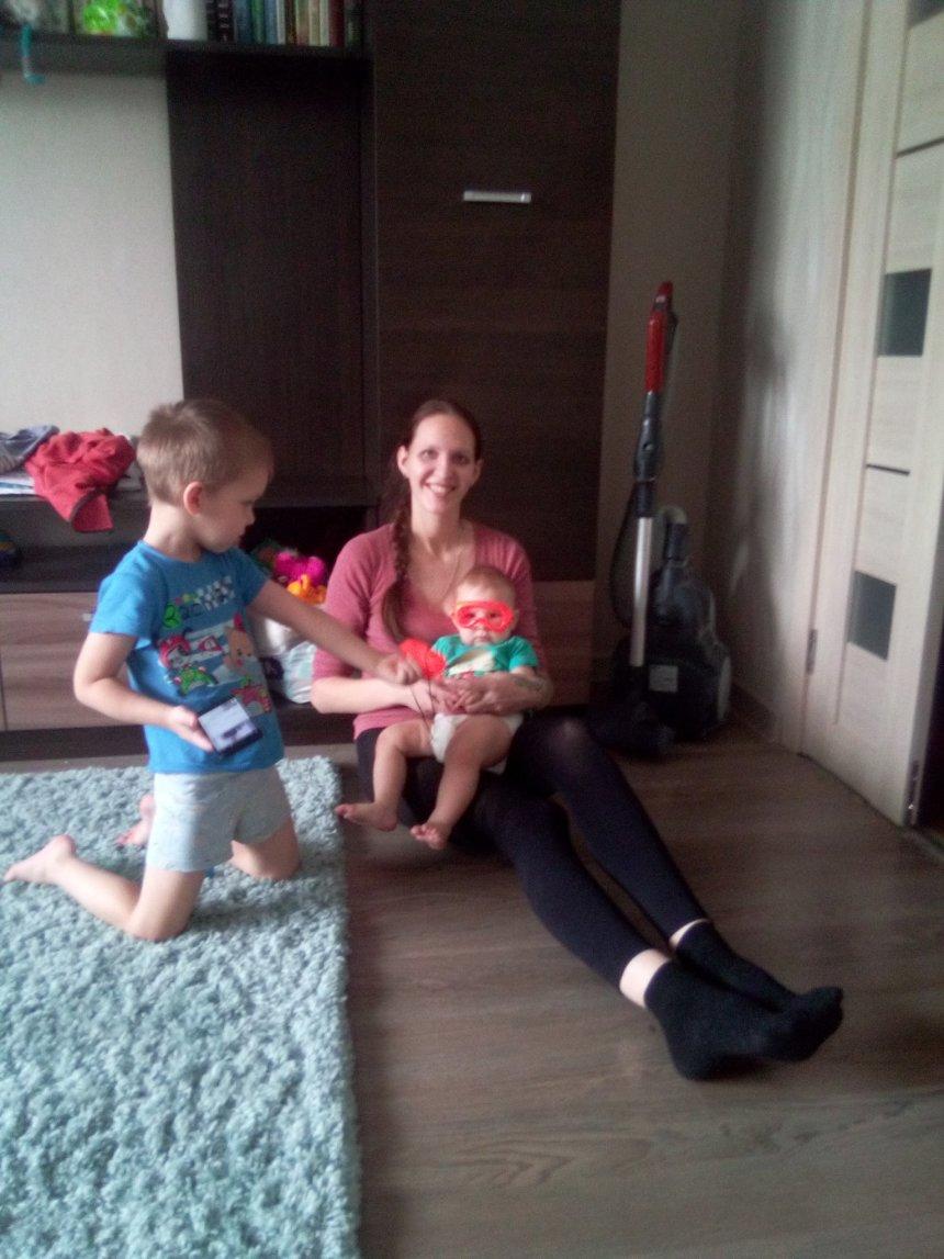 Отчёт по занятию Не торопите ребёнка в Wachanga!