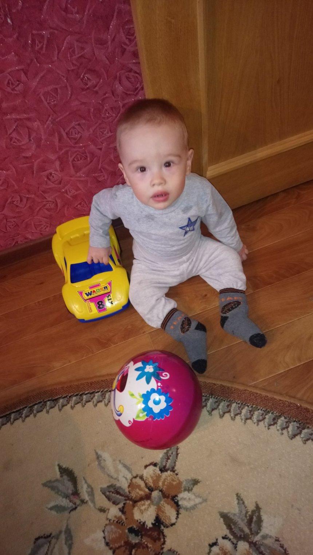 Отчёт по занятию Игры с большим надувным мячом в Wachanga!