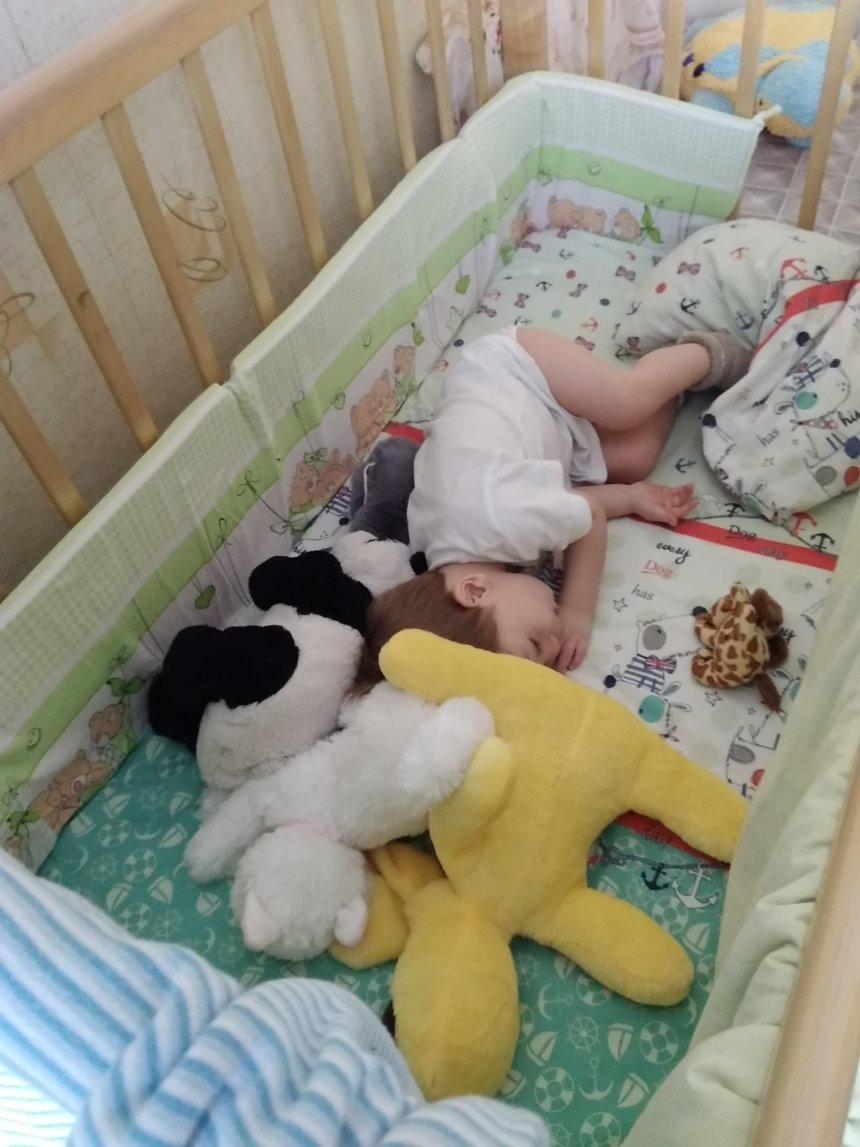 Отчёт по занятию Любимые игрушки для засыпания в Wachanga!