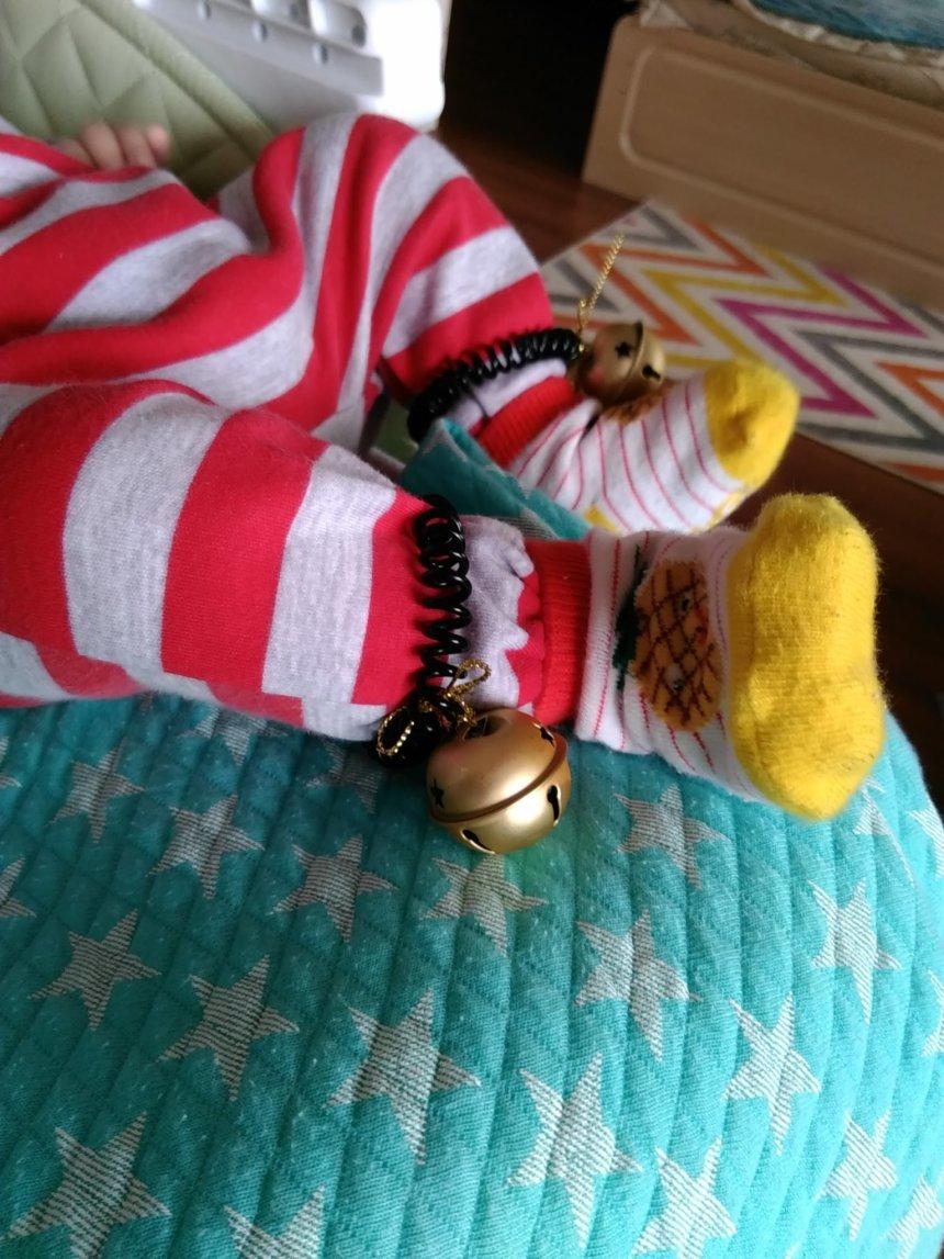 Отчёт по занятию Бубенчики для ребенка в Wachanga!