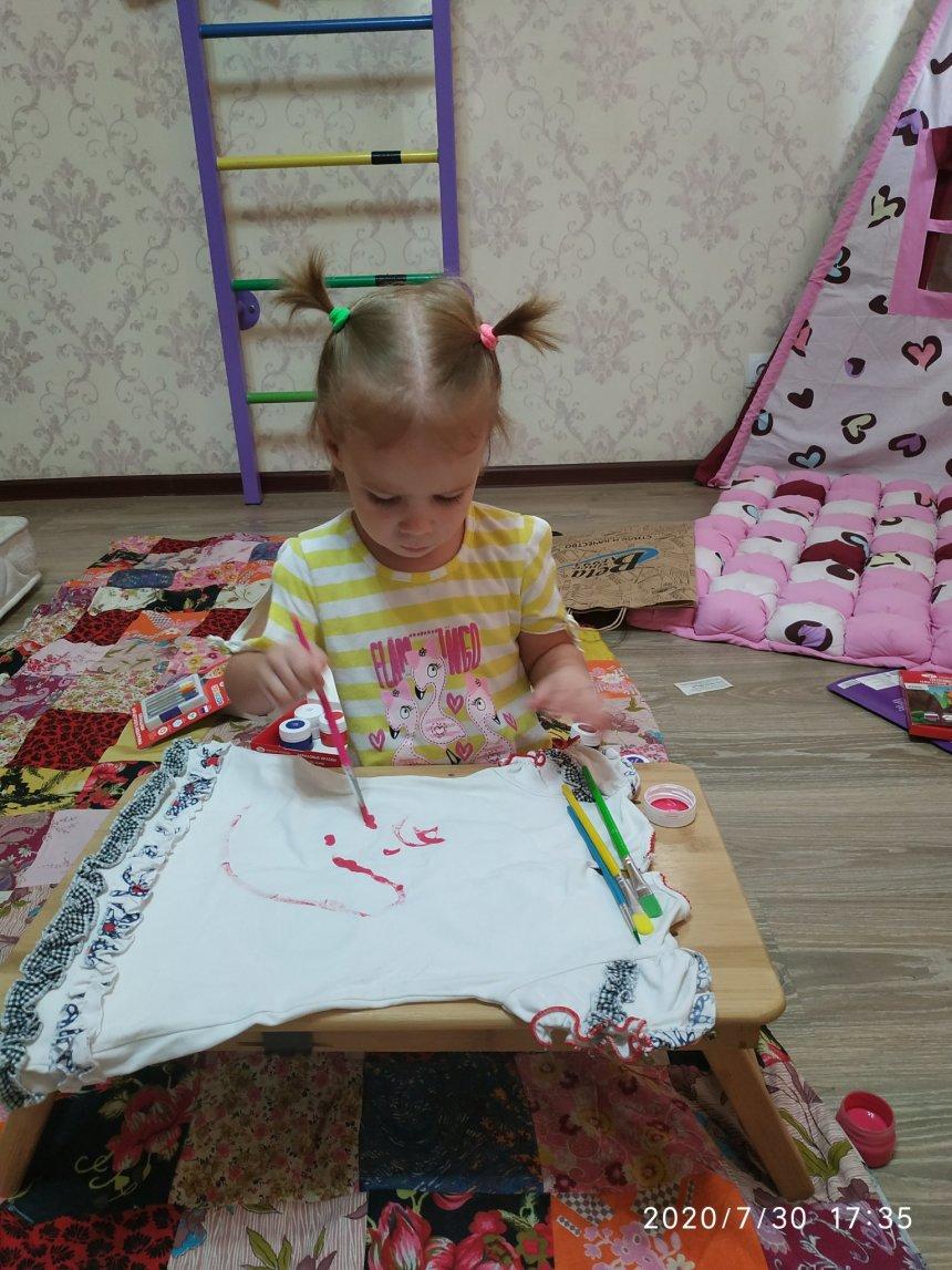 Отчёт по занятию Что должен уметь ребёнок в 3 года в Wachanga!